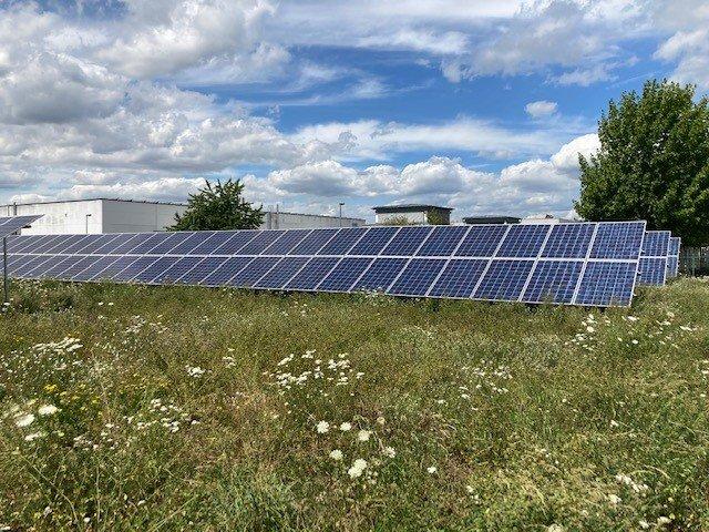 Freiflächen-PV-Anlage in Sinzig