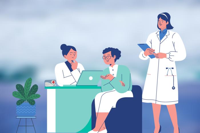 Doctor Patient Clinic Consultation  - Elf-Moondance / Pixabay