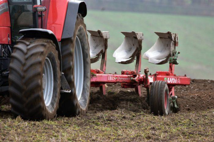 Tractor Plow Field Cultivation  - artellliii72 / Pixabay